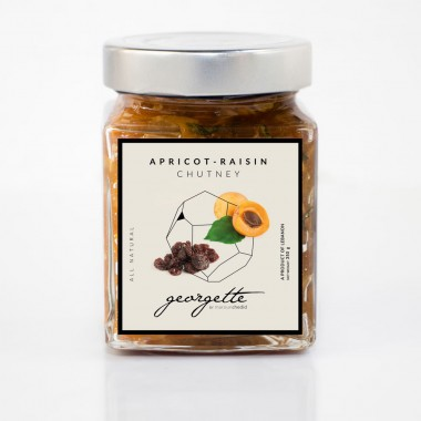 Apricot and Raisin Chutney