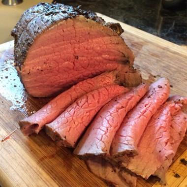 Cooking the Perfect Roast Beef