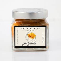 Oak and Za'atar Honey Full Bodied