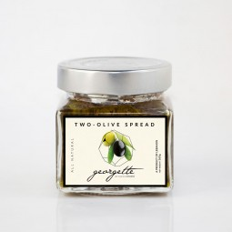 Two-Olive Spread