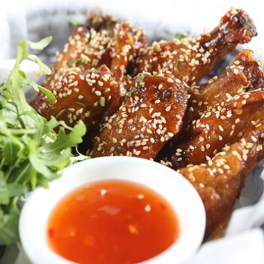 Chicken Wings Party