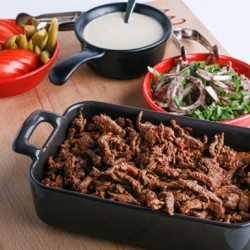 Learn To Make The Best Shawarma (Beef & Chicken)