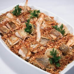 Traditional Lebanese Fish Dishes (2 days)
