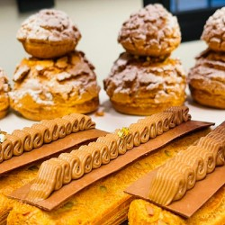 The Classic Irresistible French Pastry: The Pâte à Choux (2 days)
