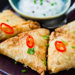 Flavours of Indian Cooking