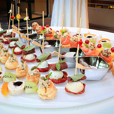 Appetizers and Hors D'oeuvre (2 days)