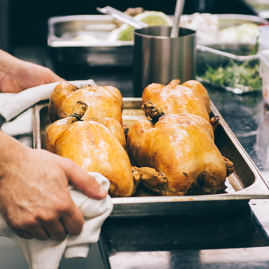Poultry Fabrication & Cooking (2 days)