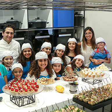 Kids Holiday Cooking Camp