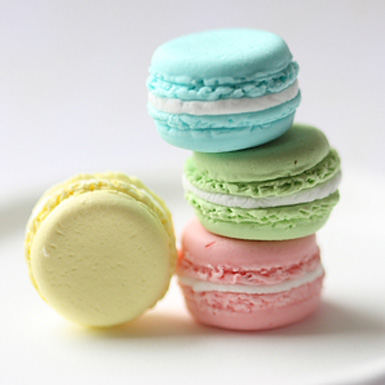 Easter Special Pastel Macarons