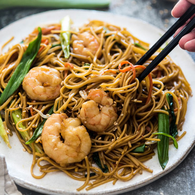 Asian Special: Chinese Noodles