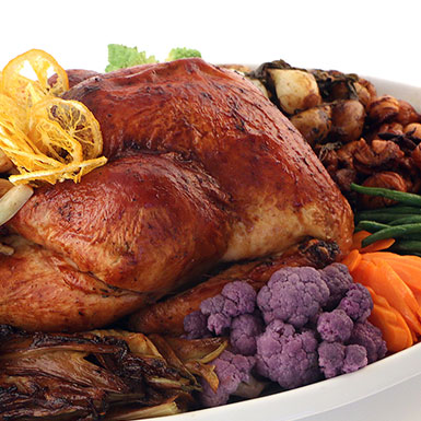 The Ultimate Traditional Turkey (PM)
