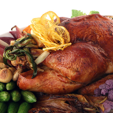Special Holiday Cooking Class  : Brined and Braised Traditional Turkey
