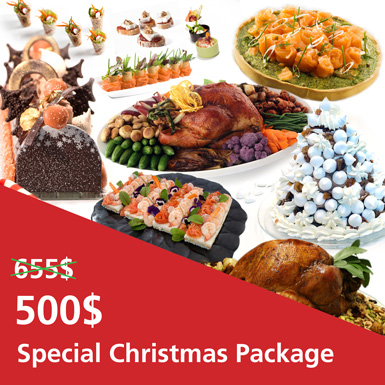 Special Holiday Cooking Package ( 7 Classes )